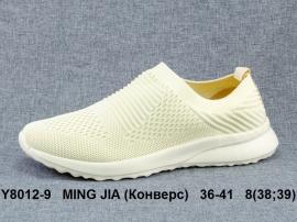 MING JIA (Конверс) Кроссовки летние Y8012-9 36-41