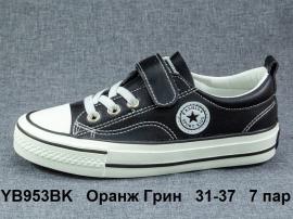 Оранж Грин Слипоны YB953BK 31-37